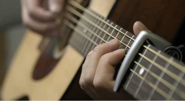 KLOS Guitar Trigger Capo