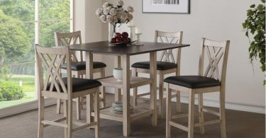 New Classic Furniture Paige Counter Table Set