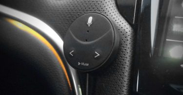Muse Auto (2nd Gen): Alexa-Enabled Voice Assistant for Cars with Hands-Free Music
