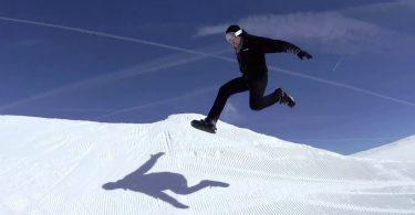Snowfeet Mini Ski Skates