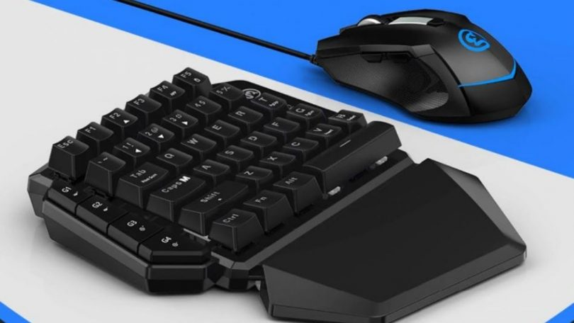 GameSir VX Aimswitch Keyboard and Mouse Adapter