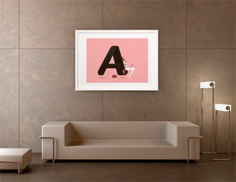 Agathe, Fine Art Print by Simone Massoni