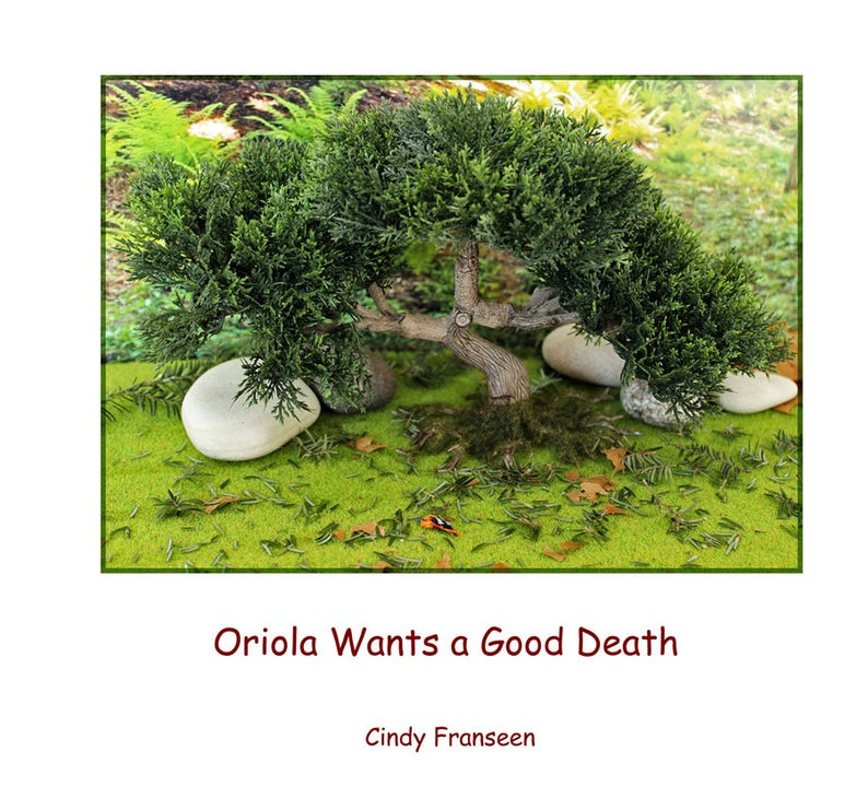 PDF Book…Oriola Wants a Good Death…photos and story by