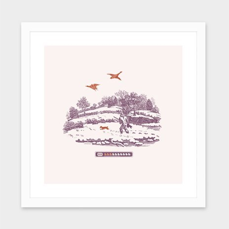 A Vintage Memory- Numbered Art Print by Jacques Maes from Curioos