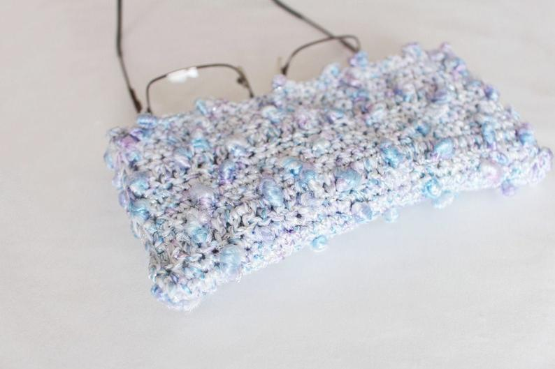 Glasses pouch Eyeglasses case Glasses case zip Spectacles case