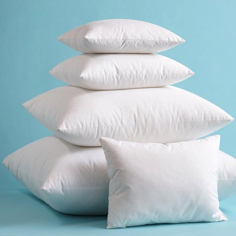 Outdoor Pillow Inserts Pillow Form Pillow Stuffing High