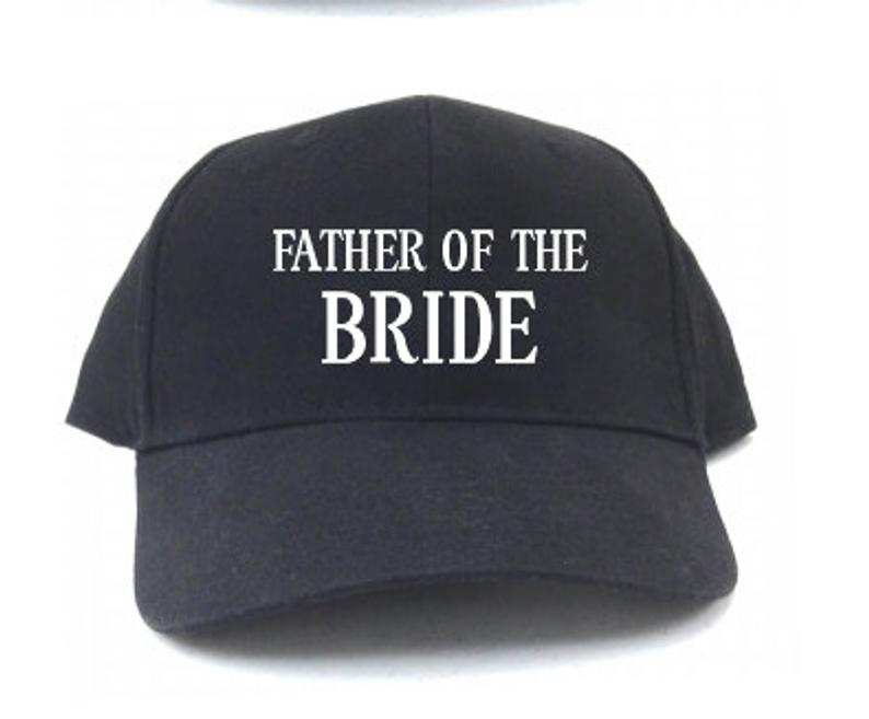 Personalized Wedding Party HatsGroomBest