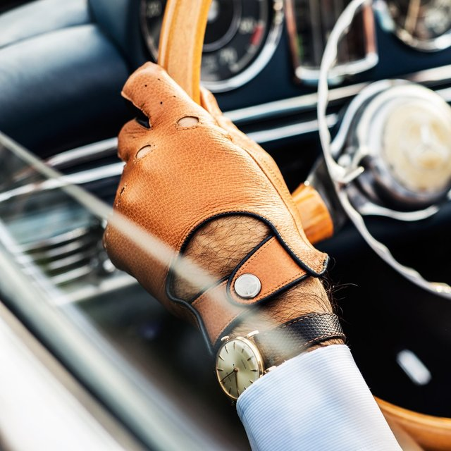 The Camel Top Gear Gloves