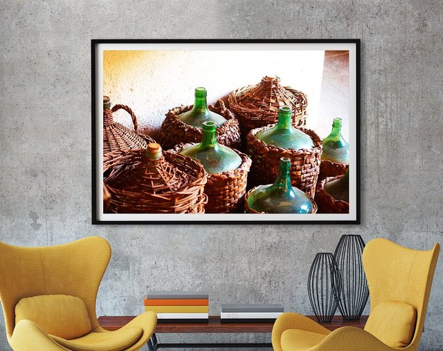Vase Art print by Peter Morneau