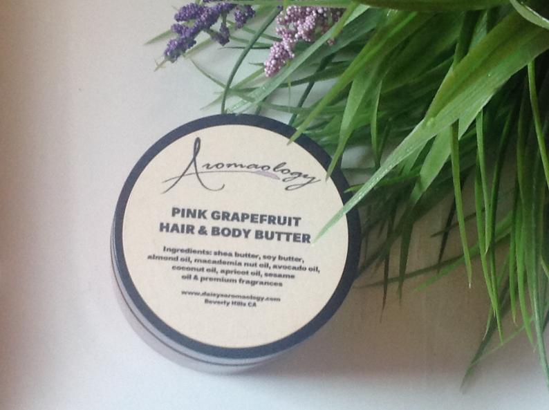 Body Butter Pink Grapefruit Scented Body Butter Body Butter