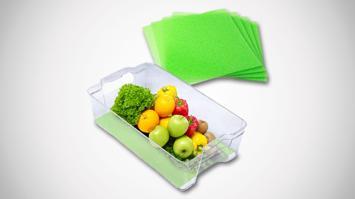 Dualplex Fruit & Veggie Life Extender Fridge Liners