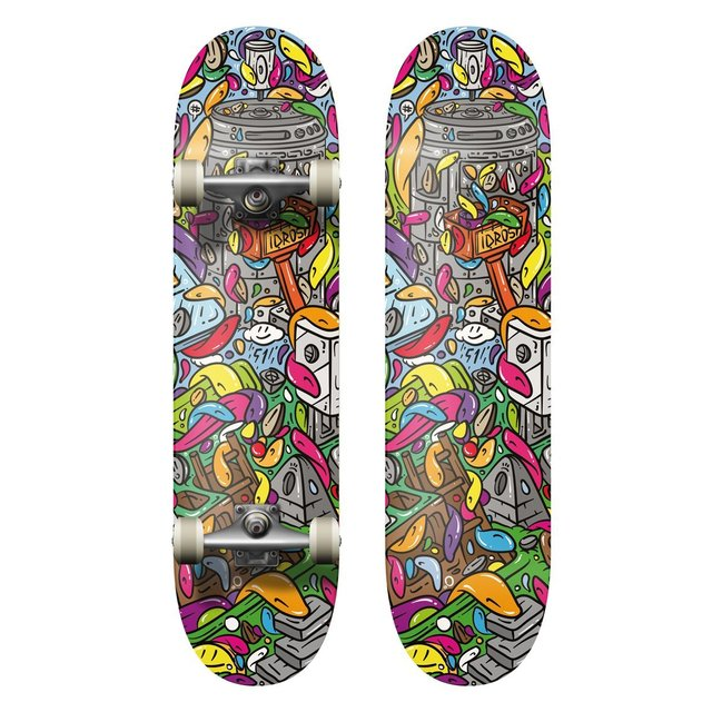 Fastgrowing 1 Skate by IDRO51
