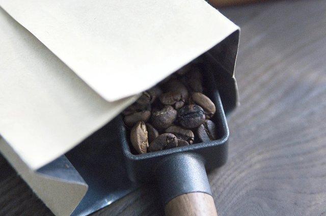 Iron Coffee Scoop