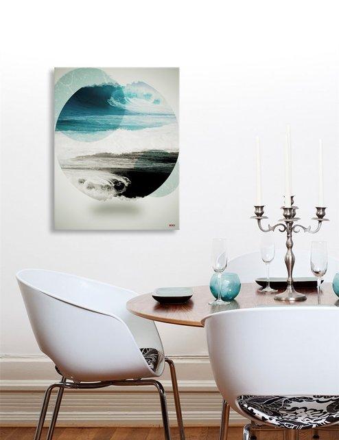 Nalunani, Acrylic Glass Print by Threelivesleft