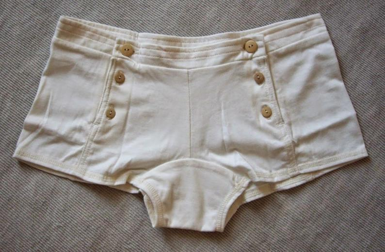 Organic Cotton Underwear for girls