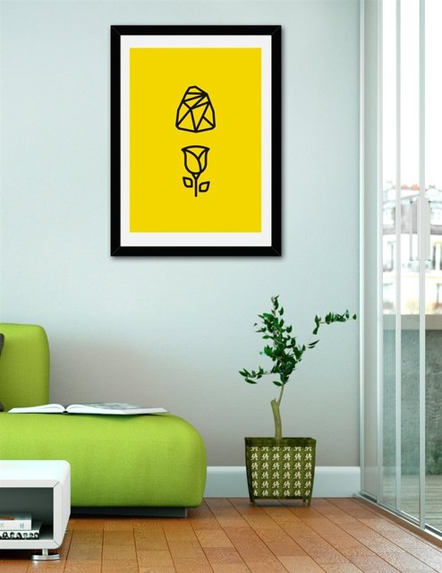 Stone Roses, Fine Art Print by Tata&Friends