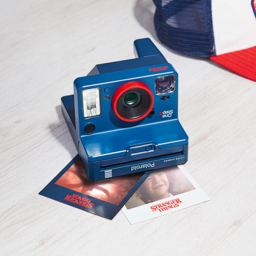 Stranger Things Polaroid OneStep 2 Camera