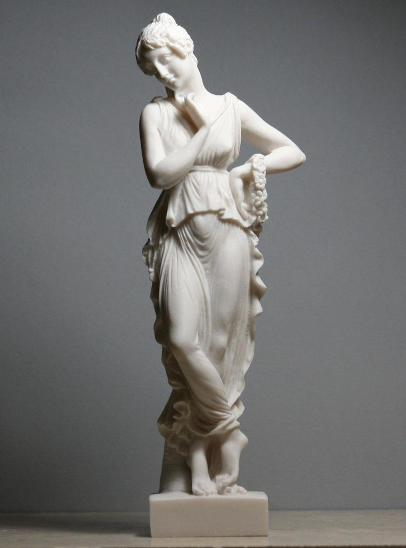 The Dancer Antonio Canova Museum Copy  Sculpture Statue