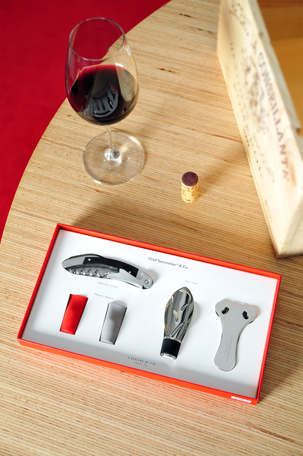 Chef Sommelier and Co Box Set