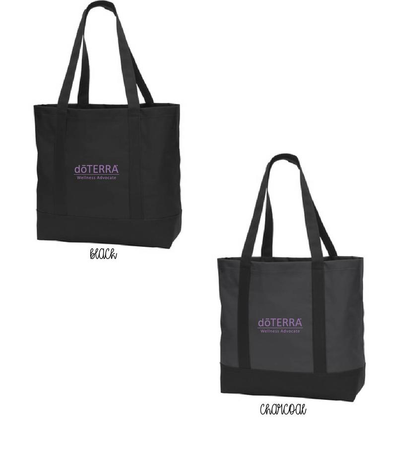 DoTERRA compliance approved tote bag doTERRA totebag BG406