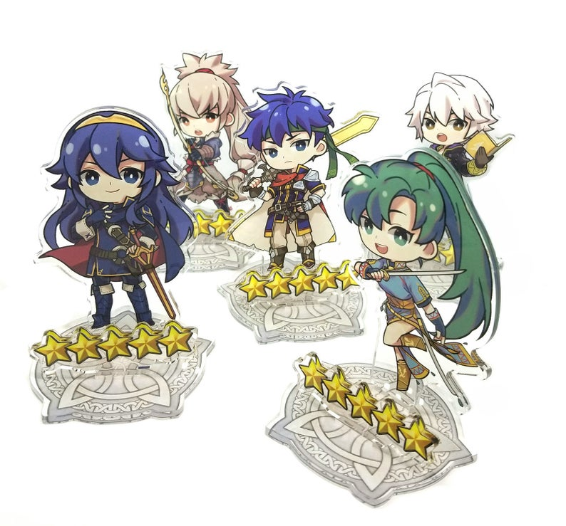 FEH Acrylic Stands