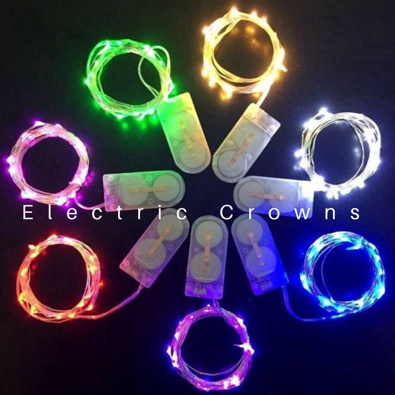 Fairy Lights LED Costume Lights LED String Lights Glow in