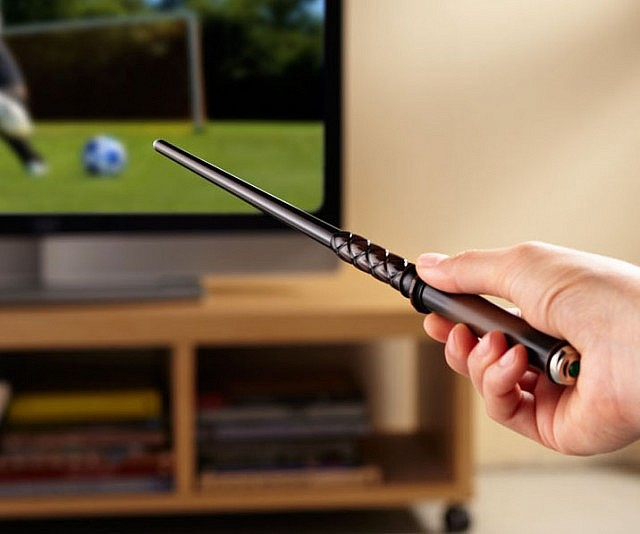 Magic Wand TV Remote