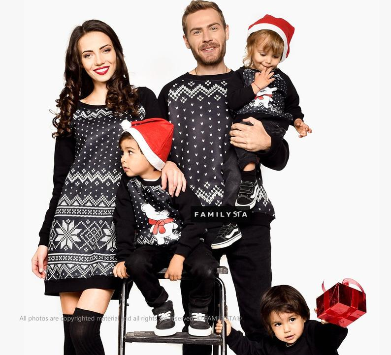 Matching Christmas Outfit Matching Clothing Family Matching