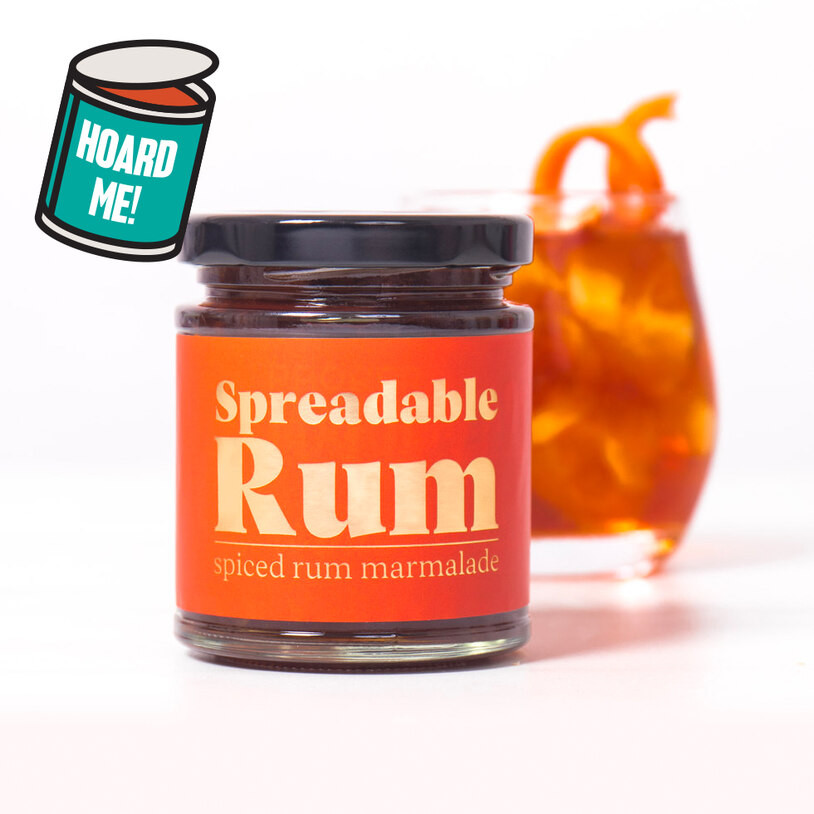 Spreadable Rum