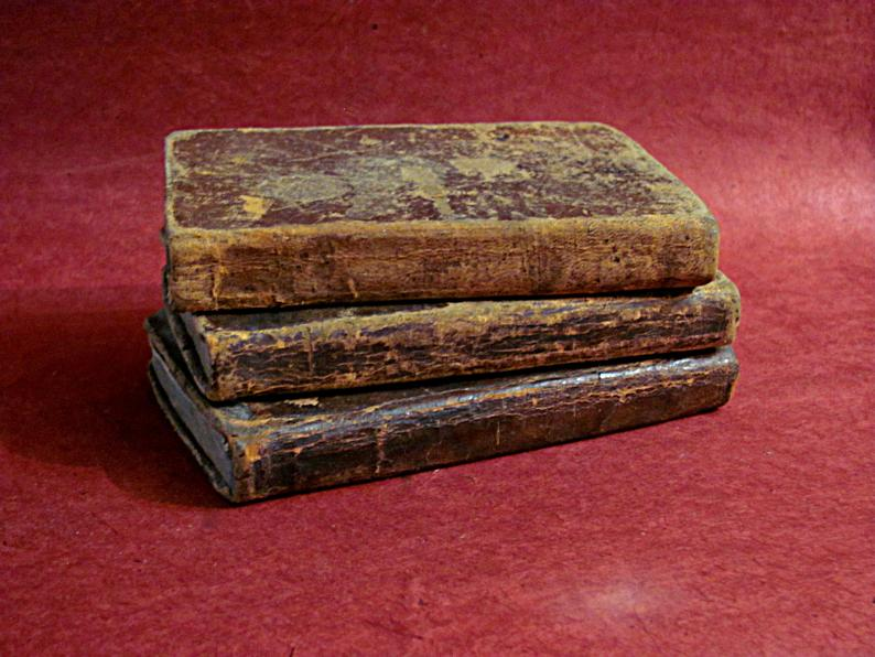Antiquarian Book Collection Daboll's Schoolmaster's