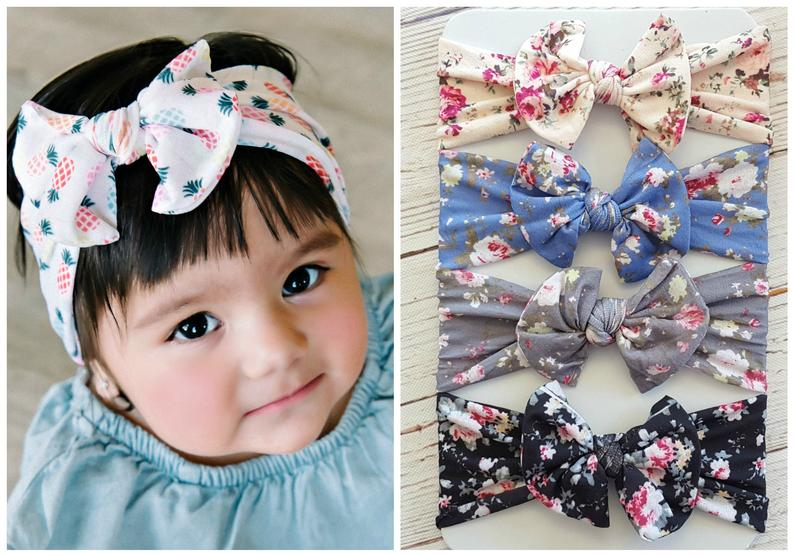 Baby Headbands Baby Head wrapsNylon Baby headbands nylon