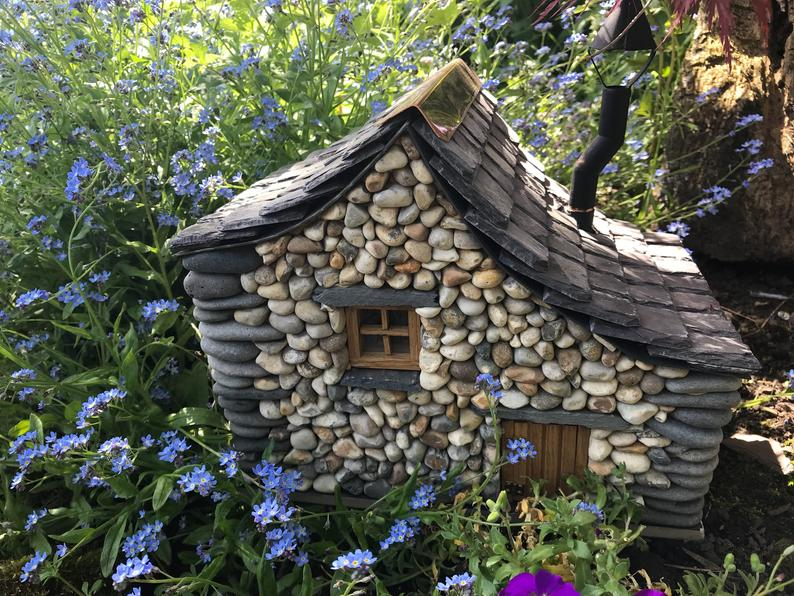 Fairy House  'Periwinkle Cottage'