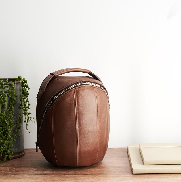 HomePod Travel Case Brown