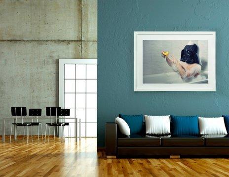 J'Essuie Ton Pre, Fine Art Print by Hello I'M Wild
