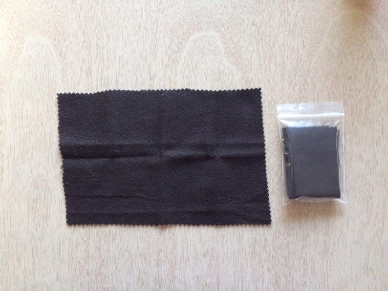 Anti Tarnish Key Cloth  Prevent Instrument Keys from