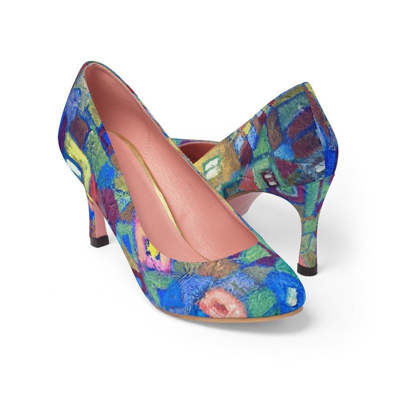 CHUCHU Women's High Heels