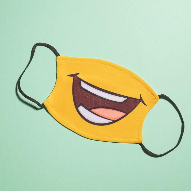 Cartoon Face Masks