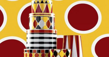 Circus All-Purpose Tin Boxes by Alessi