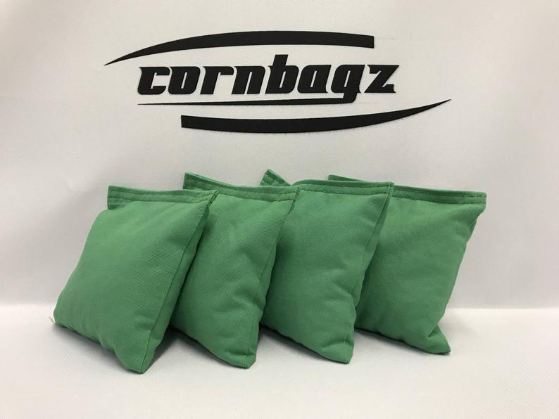 Cornhole Bags Set of 4 ACA Regulation Bagstraditional corn