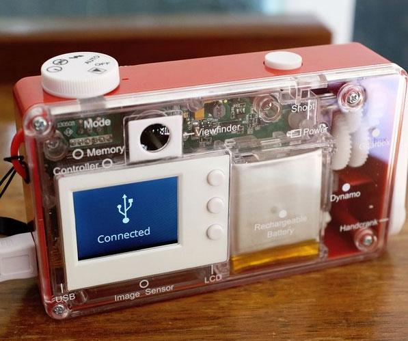 DIY Digital Camera Kit
