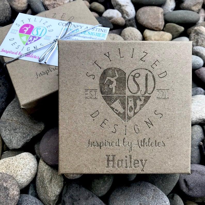 Gift Box Jewelry Box Necklace Box Kraft Box Bracelet Box