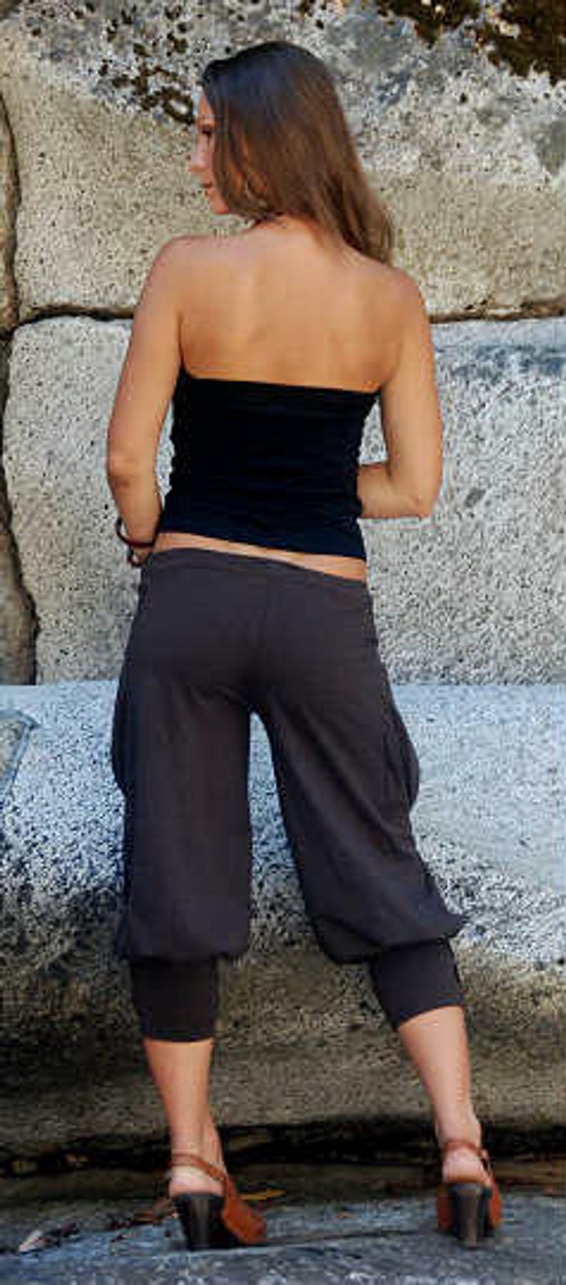 Pedal Pusher Pants-Womens Pants-ladies pants-Women