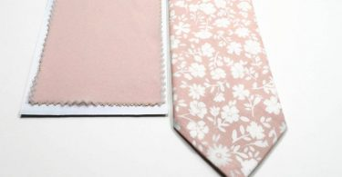 Petal Neckties Blush Floral Neckties Wedding Neckties Davids
