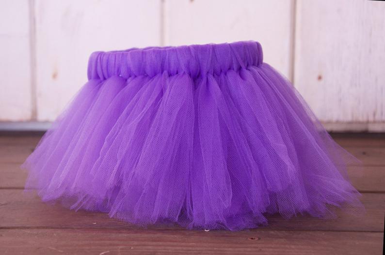 Purple Tutu Purple Tutu Baby Purple Tutu Dress