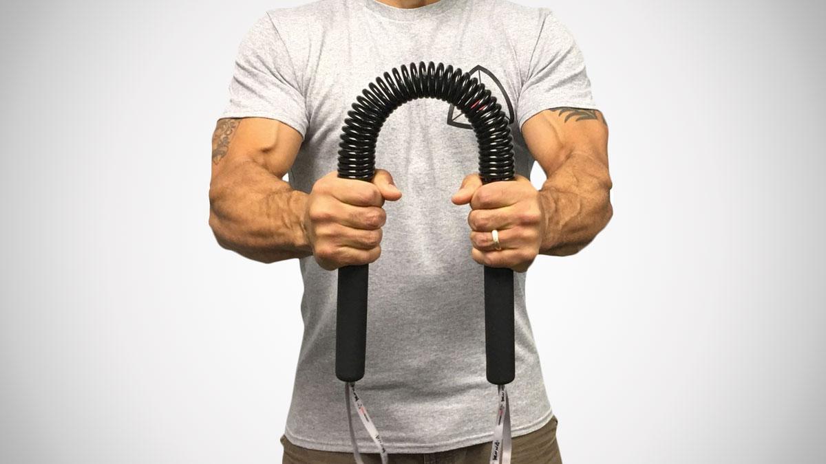 Python Power Twister Chest & Arm Builder