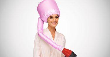 Quick-Dry Hair Bonnet