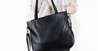 Shoulder bag & Cross body bag  Vegan purse faux leather bag