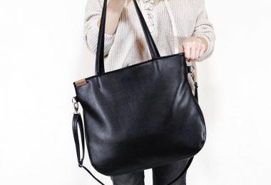 Shoulder bag & Cross body bag  Vegan purse faux leather bag