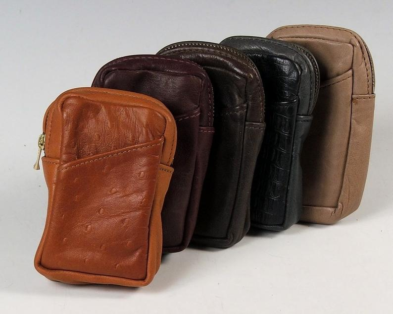 Soft leather Cigarette Case