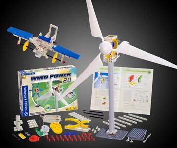 Thames & Kosmos Wind Power 2.0